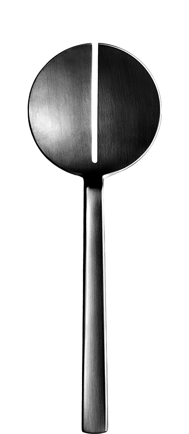 Serving spoon stroke, 499