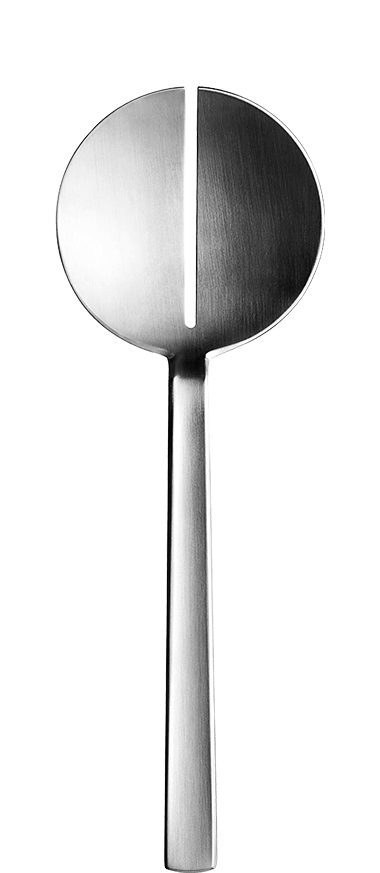 Serving spoon stroke, 34