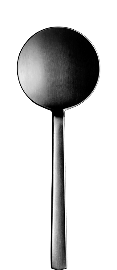 Serving spoon solid, 68